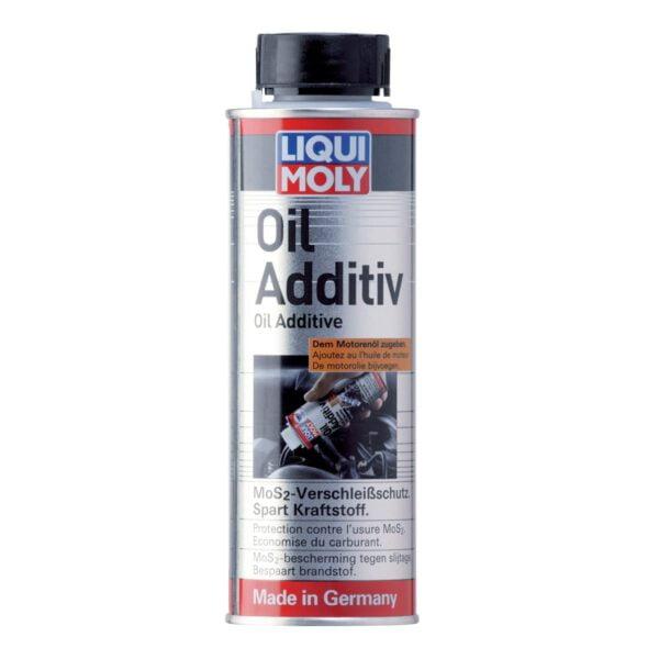 Oil Additiv MOS2'li Yağ Katkısı