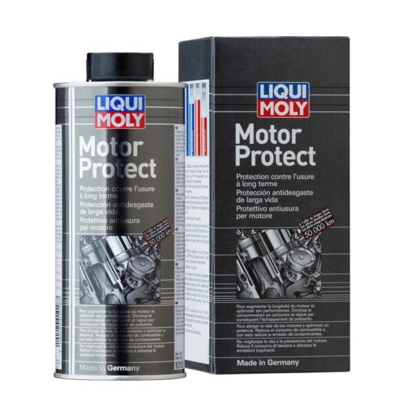 Motor Protect Sentetik Motor Koruma Yağ Katkısı