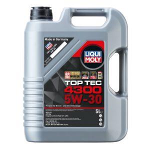 Top Tec 4300 5W-30 Motor Yağı