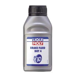 Brake Fluid DOT 4 Fren Hidroliği 250ML