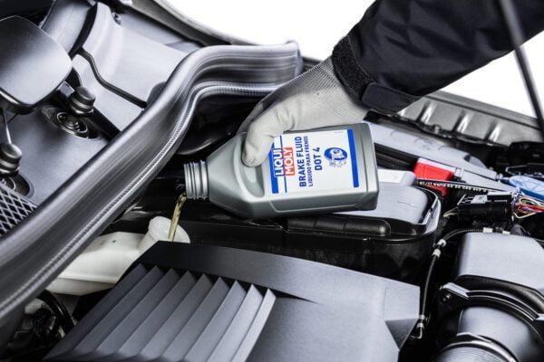Brake Fluid DOT 4 Fren Hidroliği 500ML