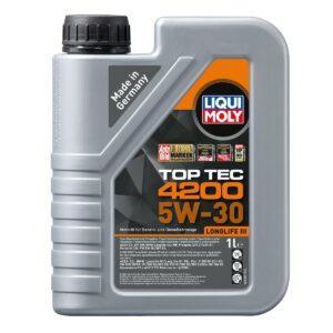 Top Tec 4200 5W-30 Motor Yağı