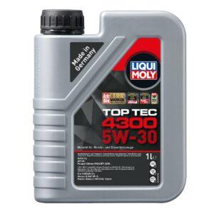 Top Tec 4300 5W-30 Motor Yağı 1LT