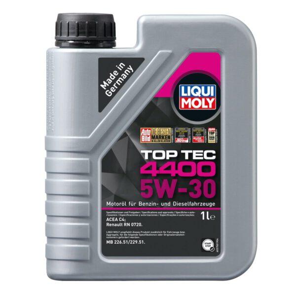 Top Tec 4400 5W-30 Motor Yağı 1LT