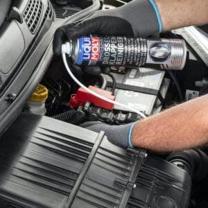 Gaz Kelebeği Temizleme Katkısı (Benzin)