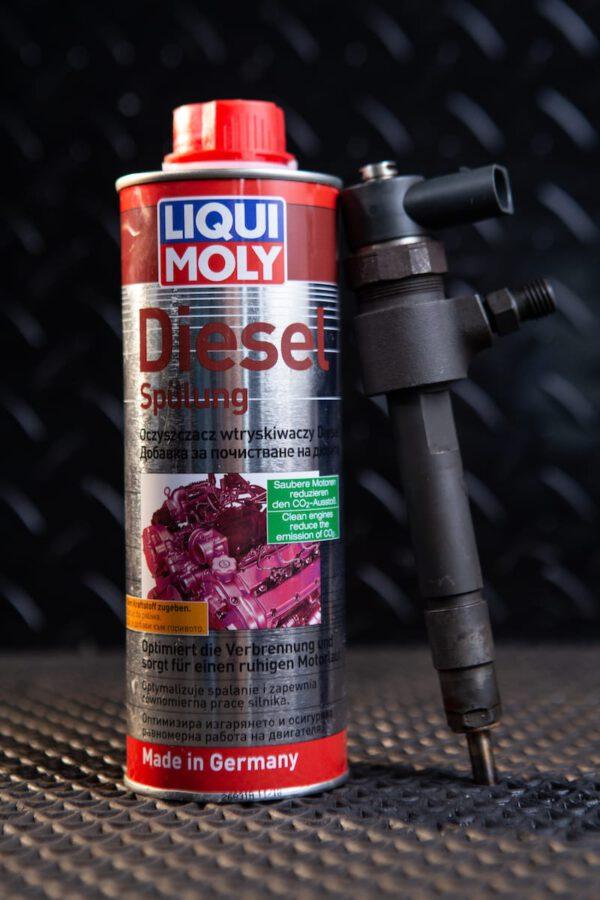 Dizel Enjektör Temizleme Yakıt Katkısı