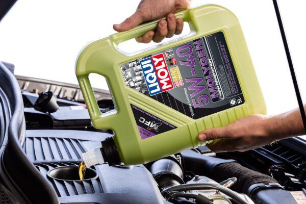 Molygen New Generation 5W-40 Motor Yağı