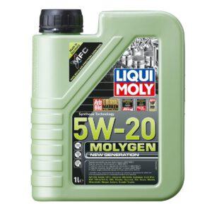 Molygen New Generation 5W-20 Motor Yağı