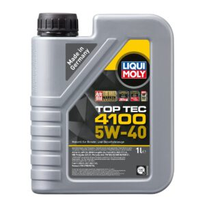 Top Tec 4100 5W-40 Motor Yağı 1LT