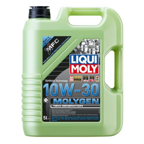 Molygen New Generation 10W-30 Motor Yağı 5LT
