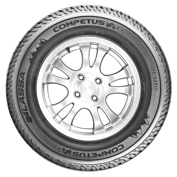 255/65R17 Competus A/T 2 110T
