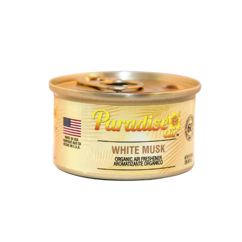 Paradise Air White Musk Organik Oto Kokusu