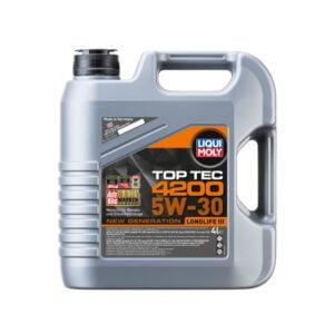 Liqui Moly Top Tec 4200 5W-30 Motor Yağı 4lt 3715